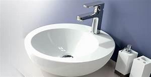 Vasque Ronde A Poser 30 Cm : vasque a poser ronde ~ Premium-room.com Idées de Décoration