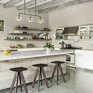 Industrial-style interiors