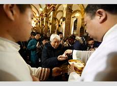 Communist official to religious leaders Promote Chinese