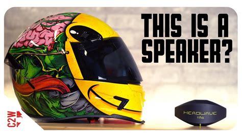 motocross helmet with speakers a wireless motorcycle helmet speaker first fit