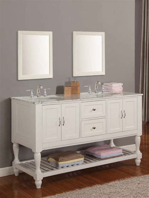 Thomasville Bathroom Cabinets And Vanities by Bathroom Cabinet White 60 Inch 36 Vanities Vanity Ideas