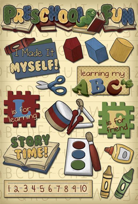 foster pre school scrapbooking 977   10972 PreschoolFun