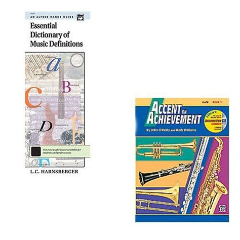 Accent music on wn network delivers the latest videos and editable pages for news & events, including entertainment, music, sports, science and more, sign up and share your playlists. Accent on Achievement Book 1 clarinet Deluxe edition with Music Definitions Book | Reverb
