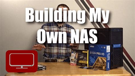 Building My Own Nas  Home File Server Build With Freenas