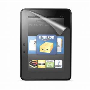 Sandstrom SFHDSP12 Kindle Fire HD Screen Protector - Clear ...
