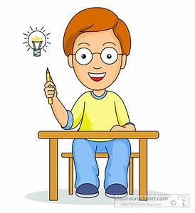 Student working clipart - Cliparting.com