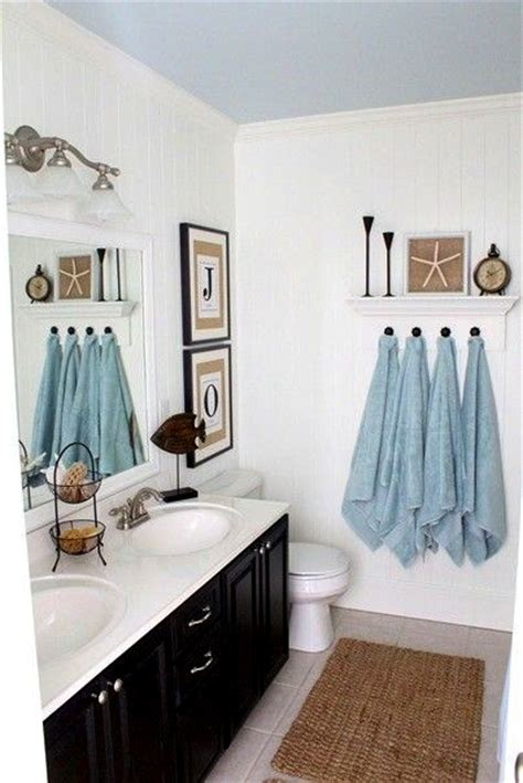 coastal bathroom decor kid friendly coastal bathroom coastal decor