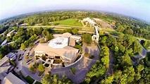 Calvin College, Grand Rapids, MI - GR Drone, LLC. - YouTube