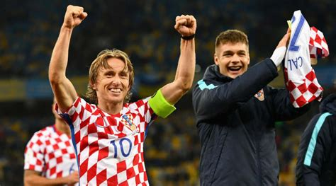 Fifa World Cup Team Preview Analysing Croatia