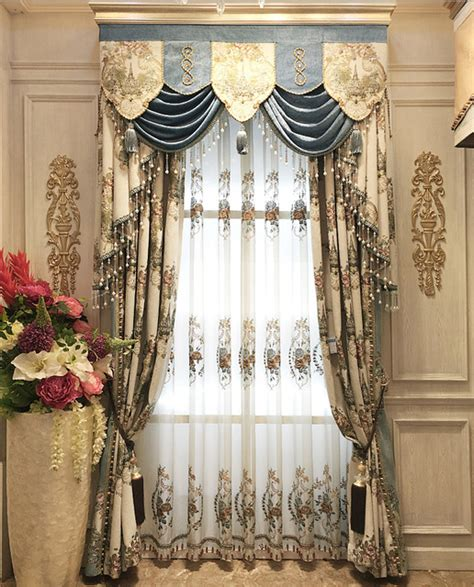 luxury curtains a way to make your house look luxurious