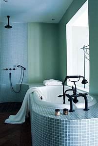 Mosaique Pour Salle De Bain : carrelage salle de bains mosa que salle de bains 6 ~ Premium-room.com Idées de Décoration