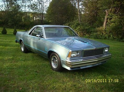 el camino royale find used 1979 chevrolet el camino royal standard