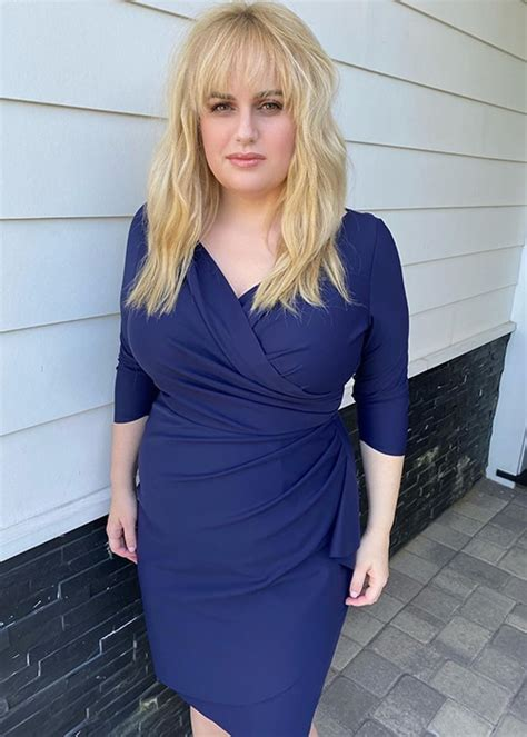 Rebel Wilson Three Kilos From Goal Weight As She Shares Update