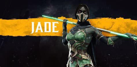 Jade Returns As An Undead Revenant In Mortal Kombat 11