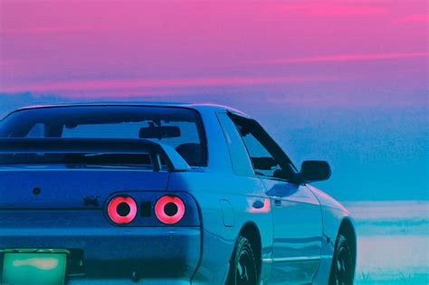 Local to us, this female owned, maintained. OUTRUN STORIES #27 — American Brute. | Nissan skyline, Retro waves