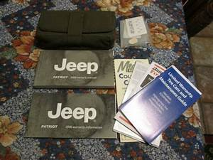 2009 09 Jeep Patriot Owners Manual Owner U0026 39 S Guide