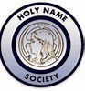 Image result for holy name society logo