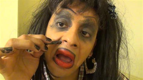 Chola Makeup Tutorial (smokey Eye)