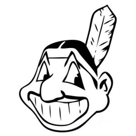 Kitchen Stencil Ideas - cleveland indians chief wahoo mlb baseball car truck iphone laptop vinyl decal graphics decals
