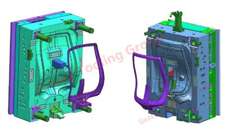 plastic mold manufacturing service process