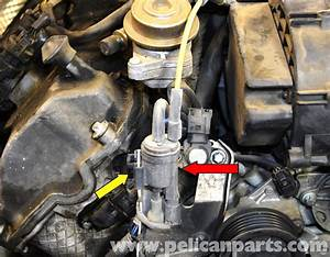 Mercedes-benz W203 Change-over Valve Replacement