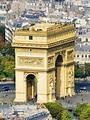 File:Arc de Triomphe, Paris 3 October 2010.jpg - Wikimedia ...