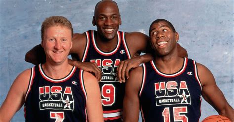 usa basketball the dream team