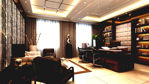 bureau interiors modern executive office interior designcool executive