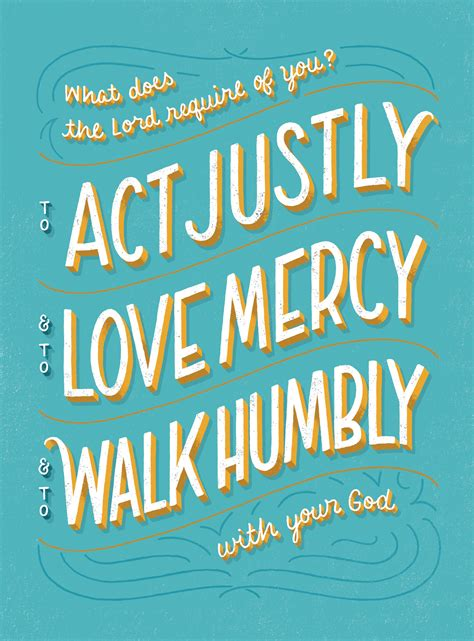 What Does the Lord Require of You? | Christianity Today