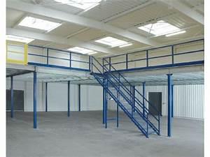 Plateforme De Stockage Et Mezzanine Industrielle Contact
