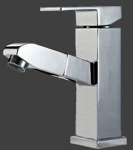 Armatur Mit Brause : waschtischarmatur mit brause handbrause ausziehbar eckig ~ Watch28wear.com Haus und Dekorationen