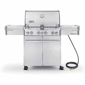 Weber Summit S 470 : weber summit s 470 natural gas grill stainless steel ~ Frokenaadalensverden.com Haus und Dekorationen