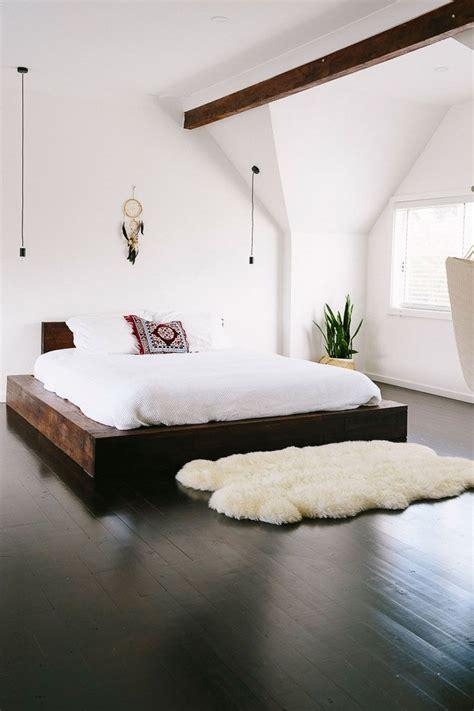 minimal rustic bedrooms   call   relax