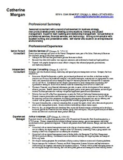resumes that work for you point a to point b transitions
