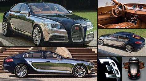 Bugatti Galibier Concept (2009) - pictures, information ...