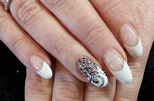 Deco Ongles 2016 : decors ongles french manucure deco ~ Nature-et-papiers.com Idées de Décoration