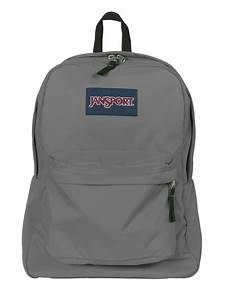 JanSport - Jansport Superbreak Backpack (Forge Grey ...  Jansport