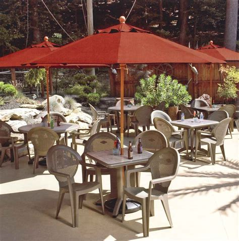 Commercial Outdoor Dining Furniture Commercial Outdoor