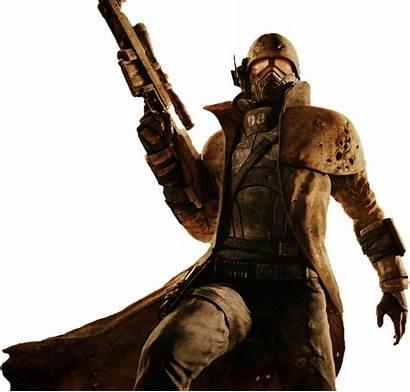 Fallout Vegas Clipart Ncr Ranger Character Transparent