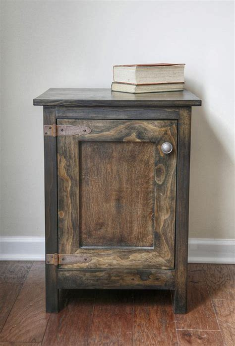 nightstand plans kreg woodworking projects plans