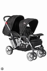 Kinderwagen Per Rechnung Bestellen : top mark duo tandem kinderwagen zwart baby ~ Themetempest.com Abrechnung