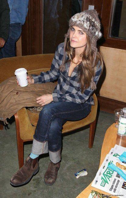 Keri Russell Blundstone Boots Styles Like