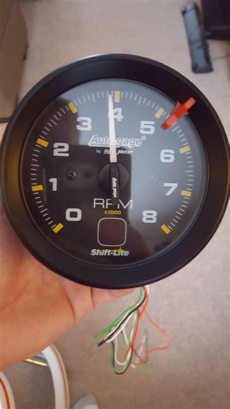 Wiring Autometer Tachometer Lstech Camaro