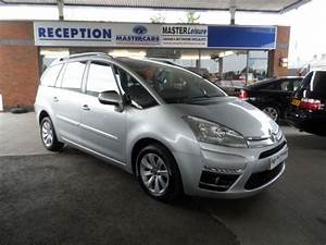 Used Citroen C4 Grand Picasso Diesel Manual Vtr   For Sale
