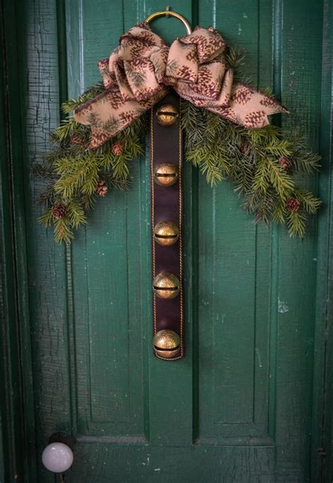 christmas door decorations start  winter celebrations early