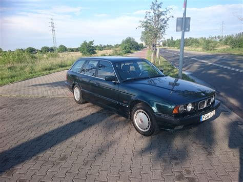 bmw klub pl zobacz temat bmw 525 tds e34 touring 1995r by corn