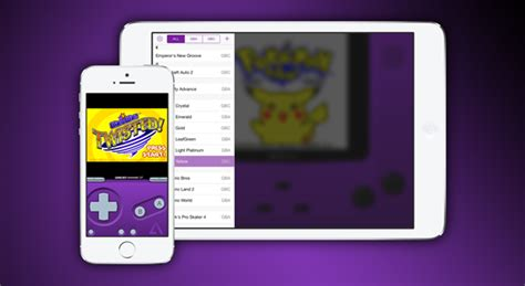 Gba4ios 2.0 Game Boy Advance Emulator For Iphone And Ipad