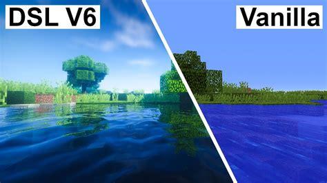 minecraft vanilla  bsl  super duper graphics pack