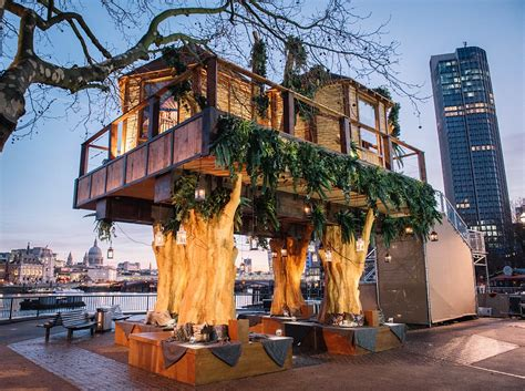 Virgin Holidays' South African Treehouse Unveiled On