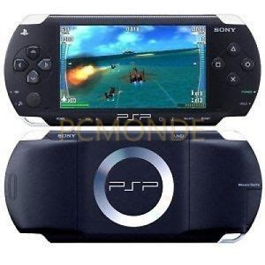 Sony Psp-1001k Playstation Portable (psp) System (black